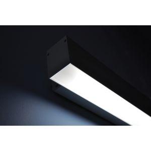 NASLI Stella 1x 80 W stříbrná, stropní závěsné nebo přisazené svítidlo 958 0150