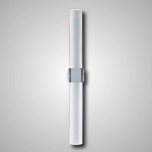 Ailati Skleněné nástěnné světlo Stick IP44