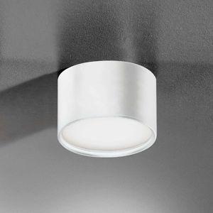 Ailati Kulaté LED stropní svítidlo Mine, bílé 9 cm