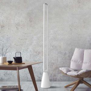 Ailati Stojací lampa LED Stripe s dotekovým stmívačem