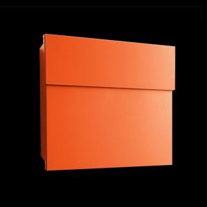 Absolut/ Radius Designová poštovní schránka Letterman IV oranžová
