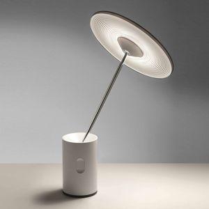 Artemide Artemide Sisifo stolní lampa LED v bílé