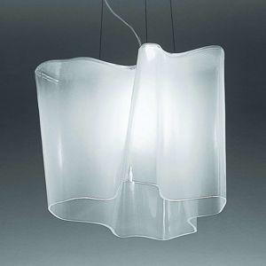 Artemide Artemide Logico závěsné světlo 1bň 40 cm šedé