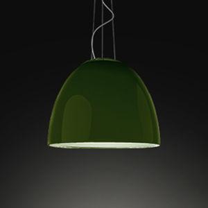 Artemide Artemide Nur Gloss závěsné světlo, zelená