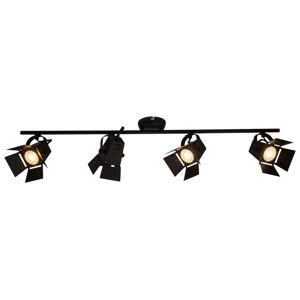 Brilliant Movie - moderní bodové stropní LED světlo, černé