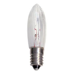 Best Season E10 1,8W 24V náhradní žárovka 3 ks tvar svíčky
