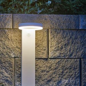 Best Season Vidi LED solární venkovní světlo se senzorem