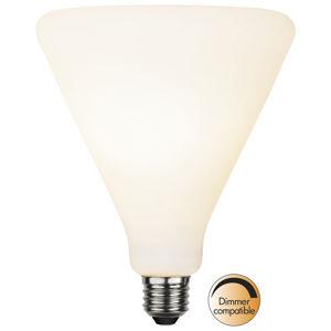 Best Season LED žárovka E27 5,6W, 420lm trojúhelník teplá bílá