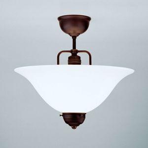 Berliner Messinglamp Ručně vyrobené stropní světlo Rosa