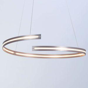 BOPP Bopp Break - závěsné světlo LED 70 cm, hliník