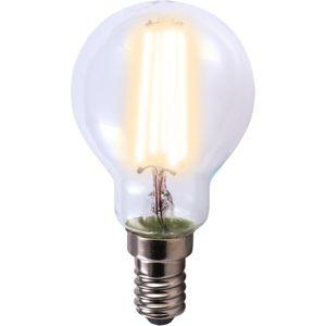 HEITRONIC LED P45 3W/827 E14 CS 16204 Teplá bílá Čirá