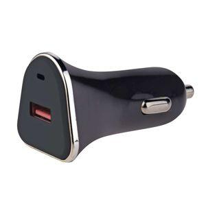 EMOS Univerzální USB adaptér do auta 3A (18W) max 1704021500