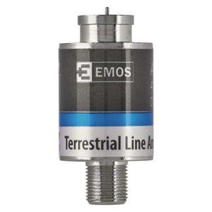 EMOS Zesilovač signálu DVB-T/T2 20dB 2508000810