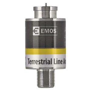 EMOS Zesilovač signálu DVB-T/T2 30dB 2508000900