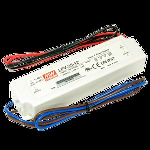 MEANWELL LPV-35-12V Meanwell LED DRIVER IP67