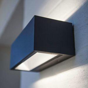 Eco-Light Moderní venkovní nástěnné LED svítidlo Nomra IP54