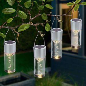 Esotec Sada solárních dekoračních světel Smart Sticks