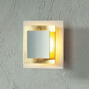 Escale Escale Pages - pozlacené LED nástěnné světlo 14 cm