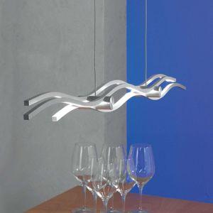 Escale Escale Silk - závěsné světlo LED 157 cm