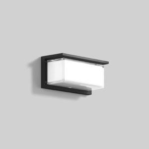 BEGA nástěnné svítidlo antracit 7,7W 601lm LED 3000K