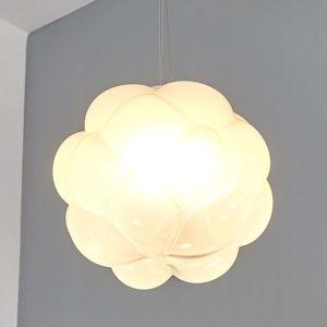 Fabbian Fabbian Cloudy - závěsné světlo LED mráčkové 26 cm