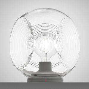 Fabbian Fabbian Eyes skleněná stolní lampa čirý difuzor