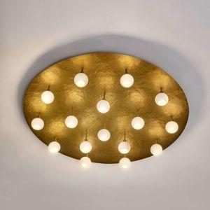 J. Holländer Kulaté LED designové stropní světlo Lucente 16zdr