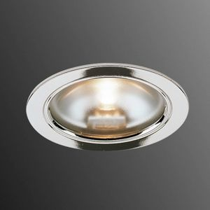 HERA KB 12 halogenové podhledové světlo, chrom