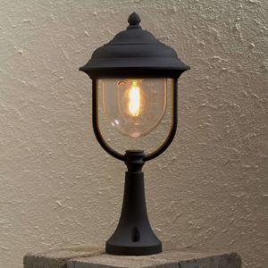 Konstmide Sloupkové svítidlo Parma, černé
