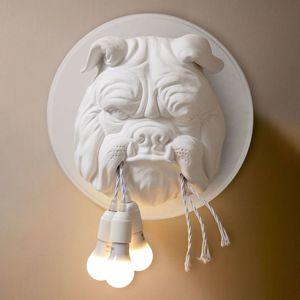 Karman Karman Amsterdam - designové nástěnné světlo, bílé