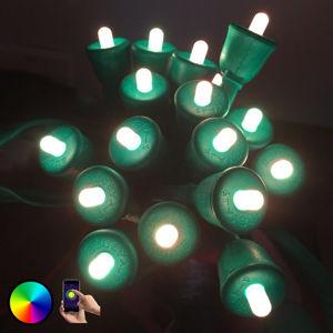 MiPow MiPow Playbulb String světelný řetěz 15 m, zelená