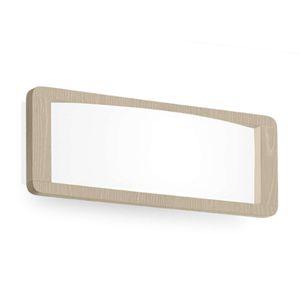 Linea Light Dřevěné nástěnné světlo Solido, 42 cm