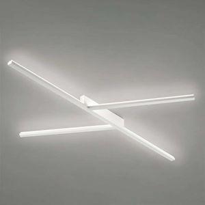 Linea Light Puristické LED stropní svítidlo Xilema S