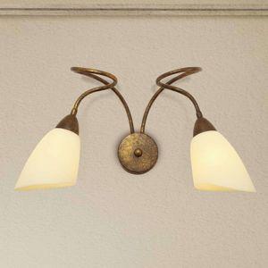 Lam Dvouzdrojové nástěnné světlo Alessandro
