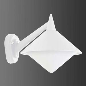 LCD Bílá venkovní lampa Liara - odolná mořské vodě