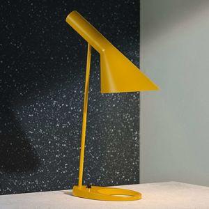 Louis Poulsen Louis Poulsen AJ - designová stolní lampa, okrová