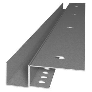 LED Profilelement GmbH DSL montážní profil pro spodní konstrukci rovný
