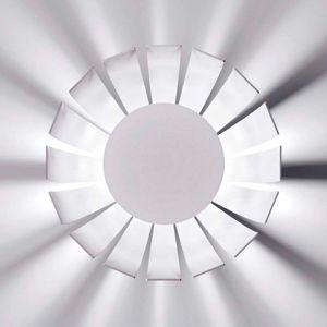 Marchetti Bílé LED designové stropní světlo Loto, 20 cm