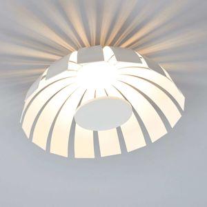 Marchetti Bílé LED designové stropní světlo Loto, 33 cm