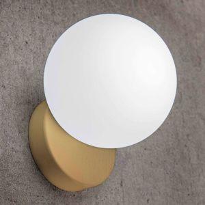 Marchetti Nástěnné světlo Tin Tin jednozdrojové zlaté