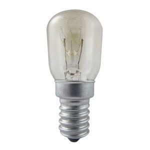 Müller-Licht E14 15W ledničkové světlo, čiré, stmívací