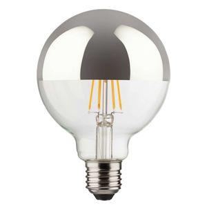 Müller-Licht E27 8W 827 LED žárovka s vrchlíkem, tvar Globe