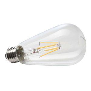 Müller-Licht E27 6W 827 LED vláknová rustikální žárovka
