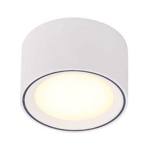 Nordlux LED stropní svítidlo Fallon, výška 6 cm