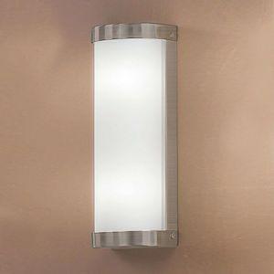 Orion Koupelnové nástěnné světlo Veti, nikl, 25,5 cm