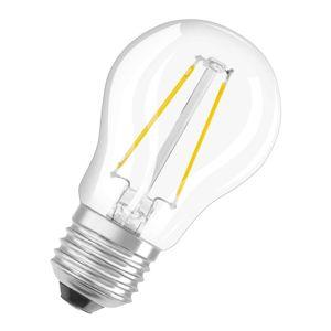 OSRAM E27 1,4W LED Filament žárovka ve tvaru kapky