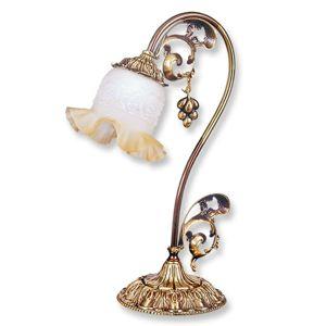 RIPERLamP Povrch v antickém zlatě - stolní lampa Albero