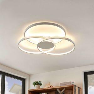 Lindby Lindby Riley LED stropní světlo, stmívatelné, bílé
