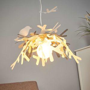 Slamp Slamp Luis - designové závěsné světlo, zlaté