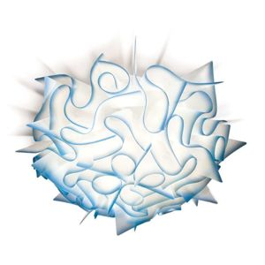 Slamp Slamp Veli Medium - stropní světlo, modré